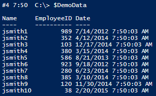 powershell save excel with password
